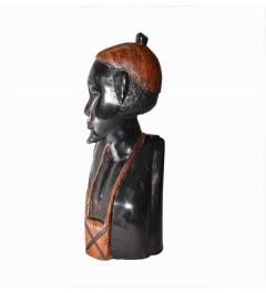 Sculpture - Buste Homme