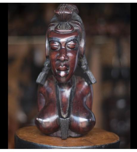 Sculpture Buste femme
